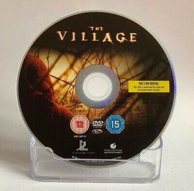 The Village - Dvd (2004) Joaquin Phoenix - Bryce Dallas Howard - DISC ONLY