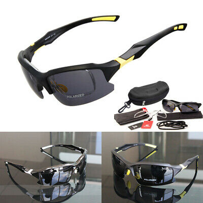 New Professional Polarized Cycling Glasses Casual Sports Sunglasses Eyewear