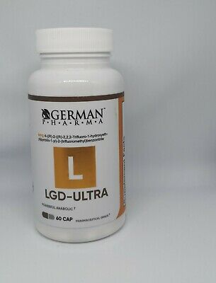 LGD - German Pharma - Muscle Growth - Fat Loss