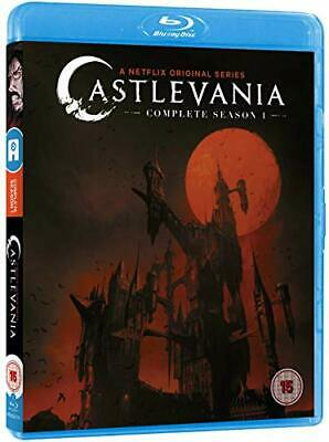 Castlevania Season 1 (Blu-Ray) Anime #B3346
