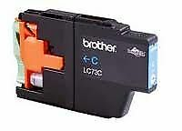 Brother LC-73C Cyan High Yield Ink