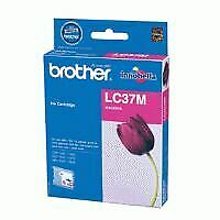 Brother LC-37M Cyan Ink Cartridge- to suit DCP-135C/150C, MFC-260C/ 260C SE