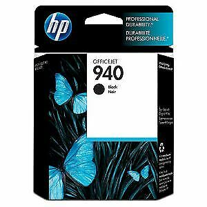 HP No.940 BlackInk Cartridge 1000 Pages, Suits Pro 8500