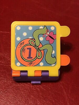 Evenflo Exersaucer Activity Center Switch A Roo Peek a Boo Lion Baby Toy Piece