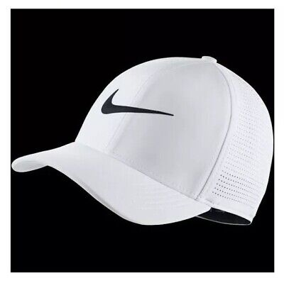 f97aeca1c NIKE GOLF VRS 20XI Flexfit Orange/White Hat/Cap Size L/XL SWOOSH ...