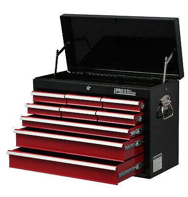 Tool Boxes Storage Hilka Tool Chest Metal 4 Drawer Classic
