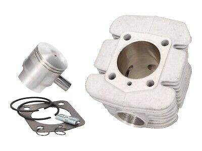 Airsal Sport 72.5cc 47mm Cylinder Kit  for Mobylette Campera MBK Carre AV88