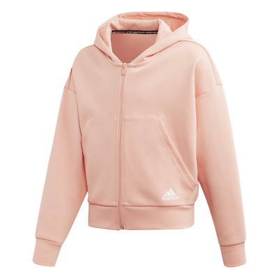 Adidas Girls Must Haves 3-Stripes Hoodie