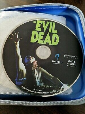 The Evil Dead (Blu-ray Disc only, 2010)