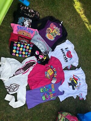 Job Lot Ladies Tshirts Various Sizes Styles Market Stall Wholesale Bulk Bargain