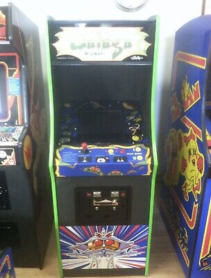 Galaga Arcade Machine, Upgraded 412 Games