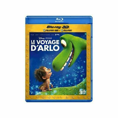 Le Voyage d'Arlo  Blu-ray 3D + Blu-ray 2D