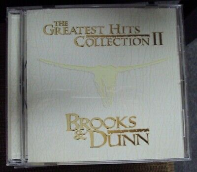 BROOKS & DUNN The Greatest Hits Collection II CD country Record Club edition
