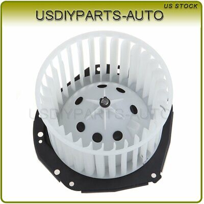 For Chevy GMC Pickup Buick Pontiac Olds Truck HVAC Fan Blower Motor TYC700092