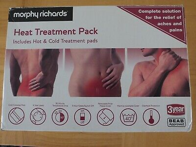 Morphy Richards Heat Treatment Pack - unused