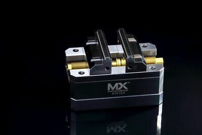 FCS® M6 Compatible Self Centering Vise 4.725 Inch Maximum Work Piece