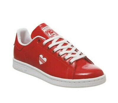 adidas stan smith femme coeur rouge