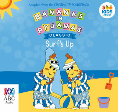 NEW Bananas in Pyjamas By  Various Authors Audio CD Free Shipping