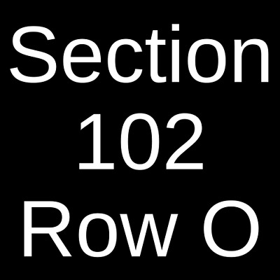 2 Tickets John Crist 11/1/19 Vines Convocation Center Lynchburg, VA