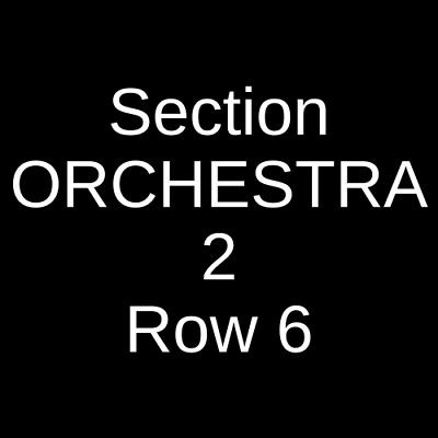 2 Tickets Little Feat 10/22/19 State Theatre - ME Portland, ME