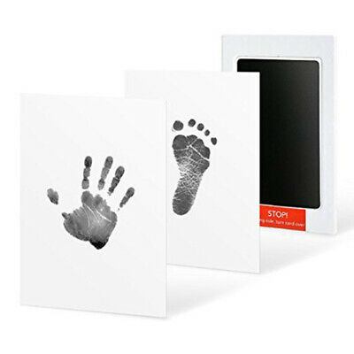 Baby Paw Print Pad Foot Photo Frame Touch Ink Pad Baby Items Gifts Souvenir