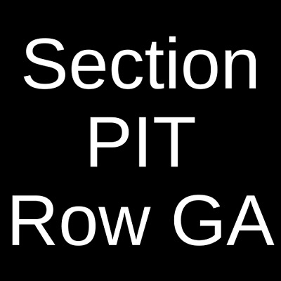 2 Tickets Billy Currington 10/5/19 Henderson, NV