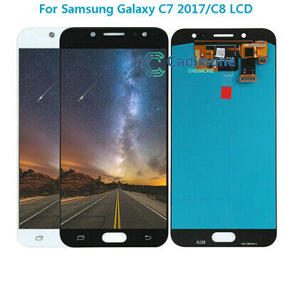 New LCD Display For Samsung Galaxy C7 2017/C8/C710/C7100 Touch Screen Digitize Y