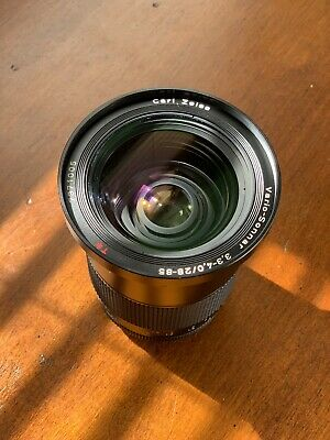 [N. MINT] Carl Zeiss Vario-Sonnar 28-85mm f/3.3-4.0 for Contax (Lens Only)