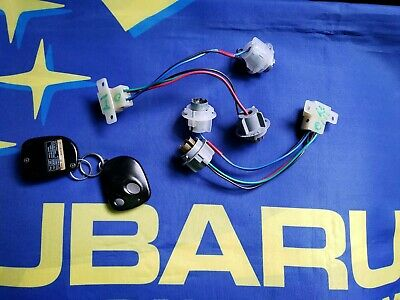 SUBARU OUTBACK TAIL Light Wiring Harness Legacy 2000 2001 ... on