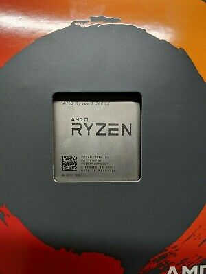 AMD Ryzen 5 2600X, 1 Week Old With Wraith PRISM Cooler Upgrade