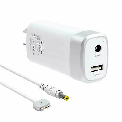 45W 60W 85W Power charger Adapter Magsafe1 2 for Mac MacBook Pro Air 13 15 17""
