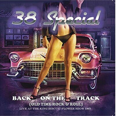38 Special-Back On The Track - Live Radio Broadcast 1985 (Uk Import) Cd New