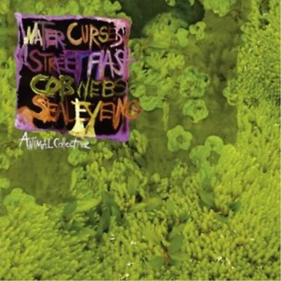 Animal Collective-Water Curses (UK IMPORT) CD NEW