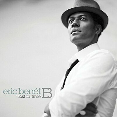 Eric Benet - Lost In Time [CD]