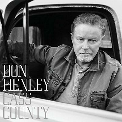Don Henley – Cass County Deluxe Cd (New/Sealed)