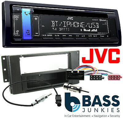 land rover discovery 2005-09 jvc bluetooth cd spotify s/d car radio wiring