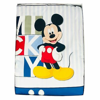 Quilt Duvet Cover for Crib Disney Baby with Duvet Printed Mickey 0798