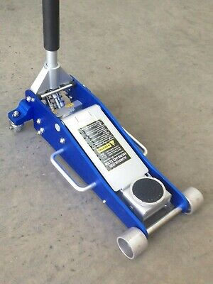 Trolley jack 2.5T aluminum low profile alloy/steel garage floor rally BRAND NEW
