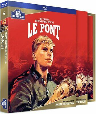 Le Pont Wicki Digibook Collector  Blu Ray Neuf Sous Cellophane