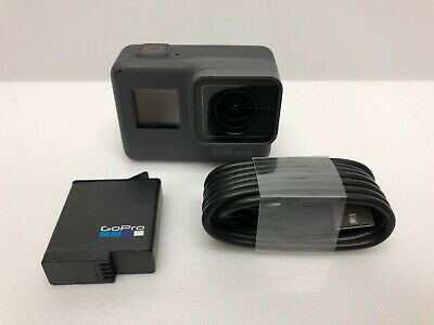 GoPro - HERO6 Black 4K Action Camera - Black CHDHX-601