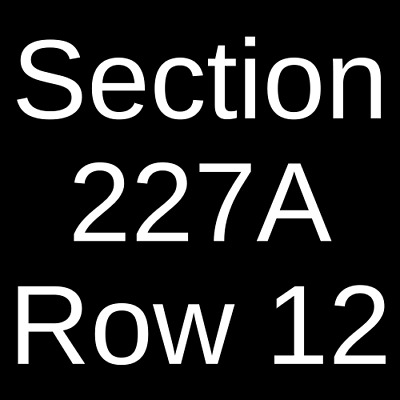 2 Tickets The Rolling Stones 8/5/19 MetLife Stadium East Rutherford, NJ