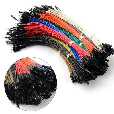40pcs 20cm Dupont Male To Male Jumper Wire Ribbon Cable for Breadboard Arduino