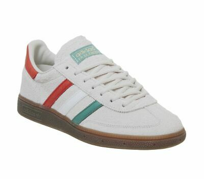 ADIDAS HANDBALL SPEZIAL Trainers Clear Brown White Gold Met Trainers Shoes