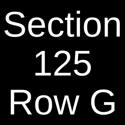 4 Tickets Boise State Broncos vs. Hawaii Warriors Football 10/12/19 Boise, ID