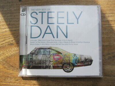 STEELY DAN - The very best of (2009) - Excellent used 2X CD