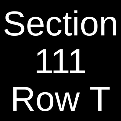 4 Tickets Tyler The Creator 10/4/19 Chaifetz Arena St. Louis, MO
