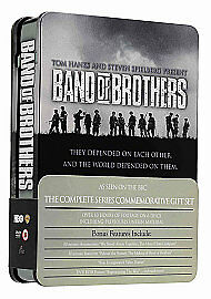 Band of Brothers DVD (2010) Damian Lewis