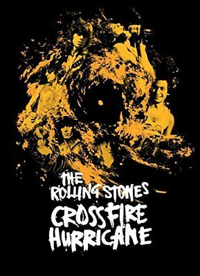 The Rolling Stones: Crossfire Hurricane [Blu-ray] [2013] [Region Free] [DVD]
