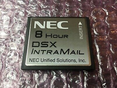 NEC DSX Intramail 8 Hour Voice Mail System