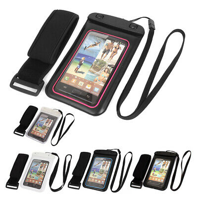 """Waterproof Case Dry Bag Skin Cover Pouch Protector for 5.5"""" Cell Phone"""